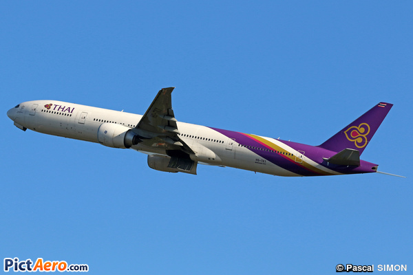 Boeing 777-3D7/ER (Thai Airways International)