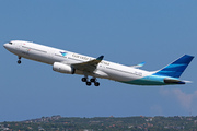 Airbus A330-341 (PK-GPE)
