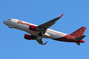 Airbus A320-214/WL (PK-LUY)