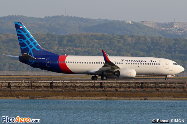 Boeing 737-86J/WL (Sriwijaya Air)