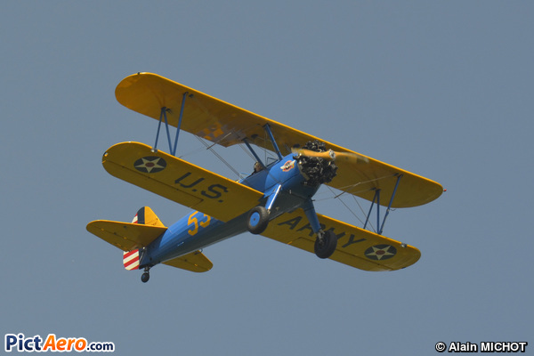 Boeing PT-17 Kaydet (A-75/N1 Stearman) NS2-3 (Aéro Vintage Academy)