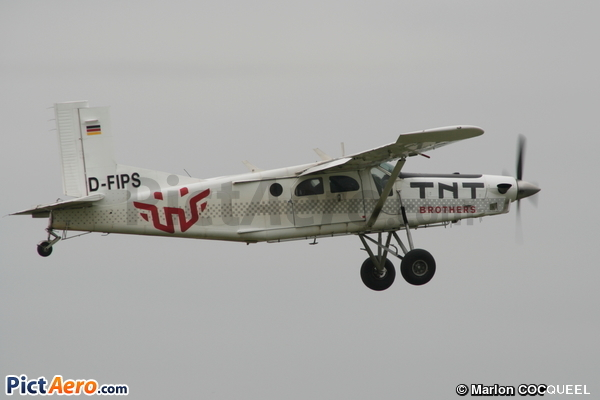 Pilatus PC-6/B2-H4 (KIAS Airlines SARL)
