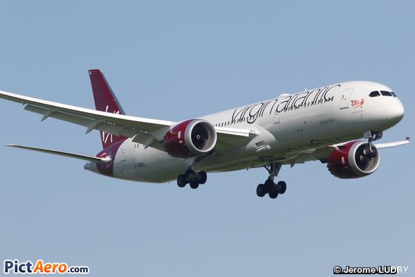 Boeing 787-9 Dreamliner (Virgin Atlantic Airways)