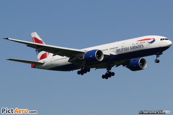 Boeing 777-236/ER (British Airways)