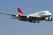 Airbus A380-842 (VH-OQD)