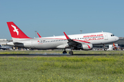 Airbus A320-214/WL (CN-NMM)