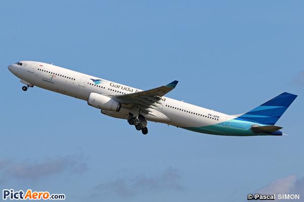 Airbus A330-341 (Garuda Indonesia)