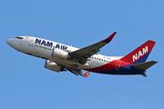 Boeing 737-524/WL (PK-NAQ)