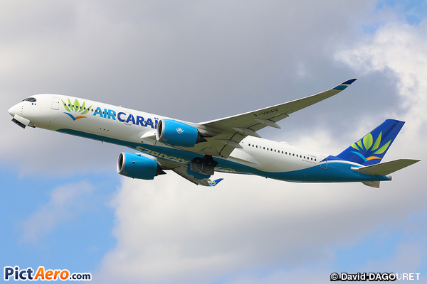 Airbus A350-941 (Air Caraïbes)