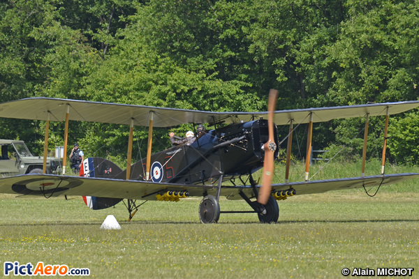 Bristol F-2B Fighter (Les Casques de cuir)