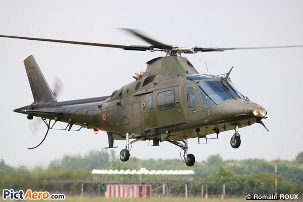 Agusta A-109HA (A-109BA) (Belgium - Army)