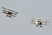 Fokker DR-1 Triplane (G-CFHY)