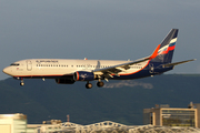 Boeing 737-8LJ/WL (VP-BFB)