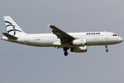 Airbus A320-232 (SX-DGV)