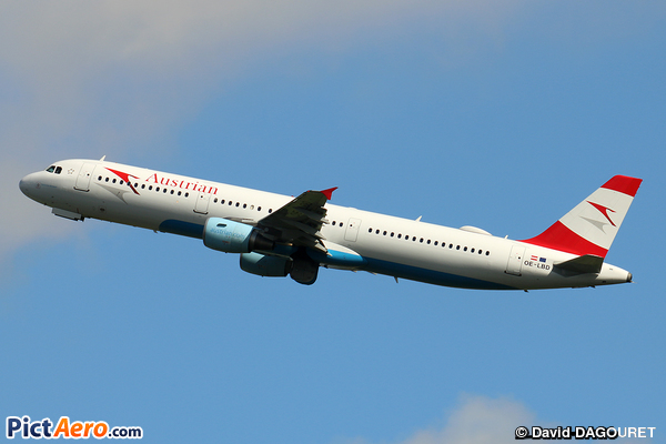Airbus A321-211 (Austrian Airlines)