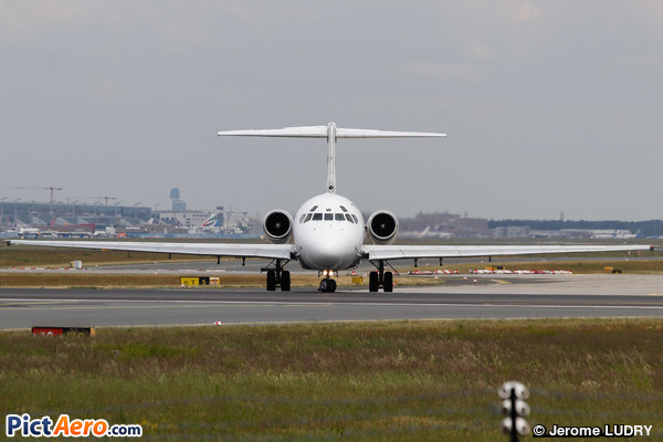 McDonnell Douglas MD-82 (DC-9-82) (Bulgarian Air Charter)