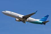 Boeing 737-8U3/WL (PK-GNV)