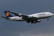 Boeing 747-430 (D-ABVZ)