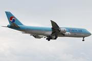 Boeing 747-8B5 (HL7637)