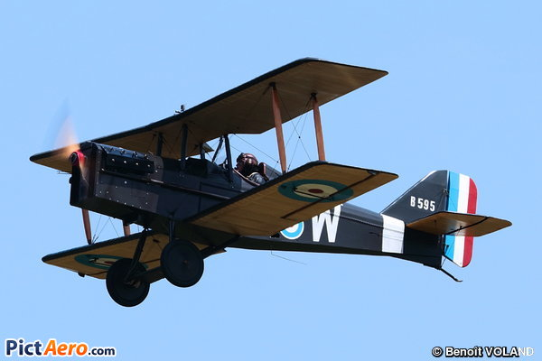 Royal Aircraft Factory SE-5A (Inconnu)