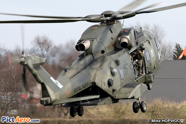Agusta Westland EH-101 Merlin HC3 (United Kingdom - Royal Navy)