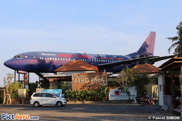 Boeing 737-46B (Lion Air)