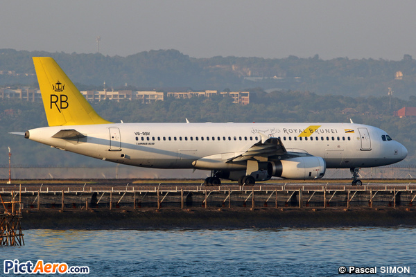 Airbus A320-232 (Royal Brunei Airlines)