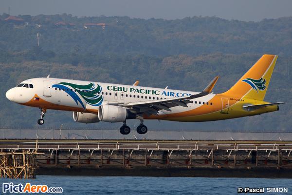 Airbus A320-214 (Cebu Pacific Air)
