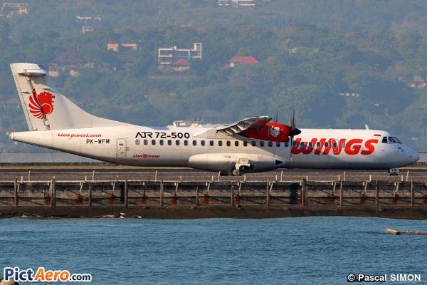 ATR 72-212A  (Wings Air)