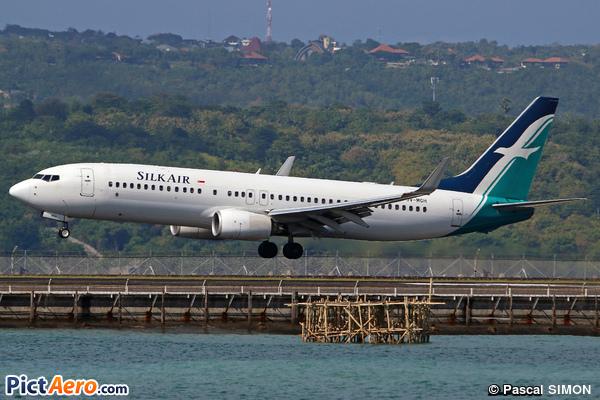 Boeing 737-8SA/WL (SilkAir)