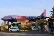 Boeing 737-46B - PK-LII