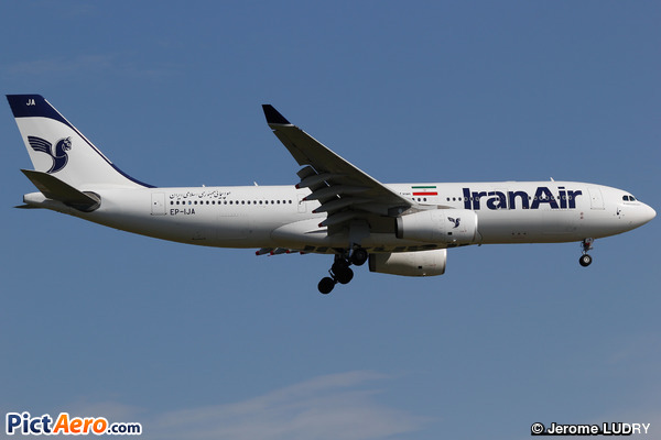 Airbus A330-243 (Iran Air)