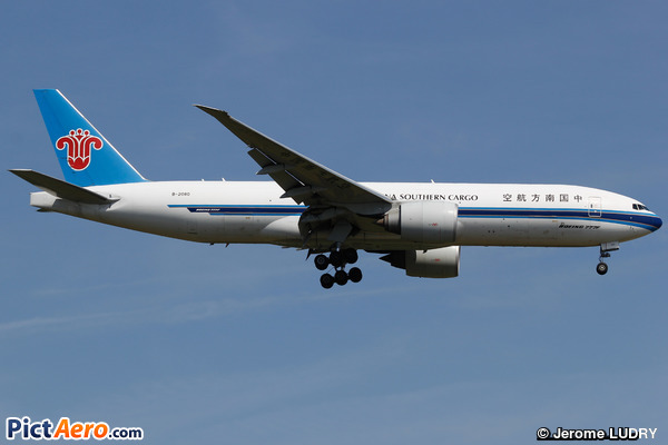 Boeing 777-F1B (China Southern Cargo)