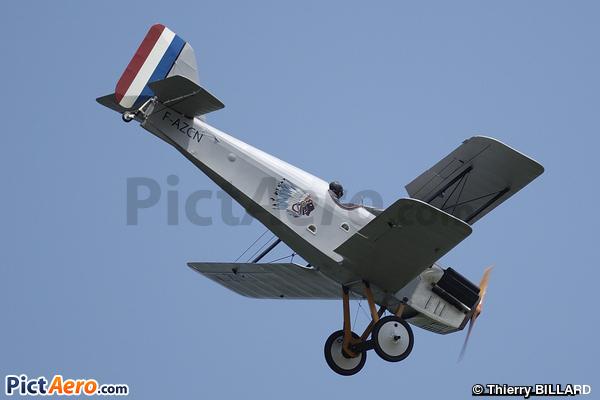 Royal Aircraft Factory SE-5 (Amicale Jean Baptiste Salis)