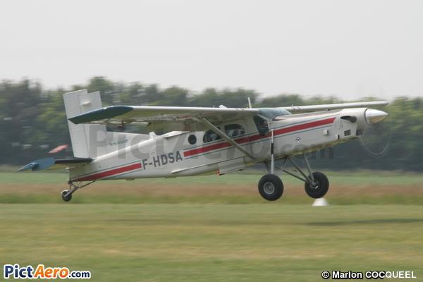 Pilatus PC-6/B2-H4 Turbo Porter (ATC Aviation - Aéro Tandem Celtic)