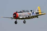 North American AT-6C Texan (F-AZQR)