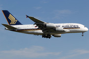 Airbus A380-841 (9V-SKR)
