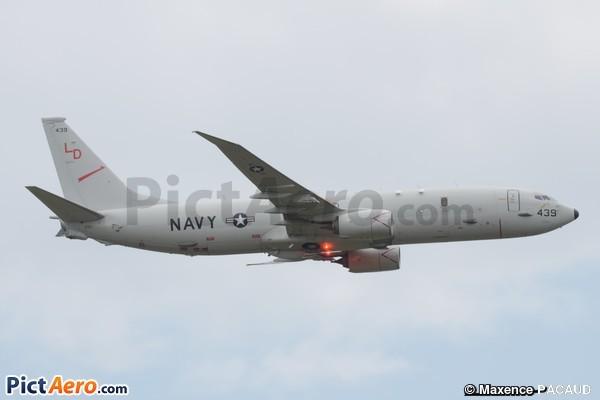 Boeing P-8A Poseidon (737-8FV) (US NAVY)