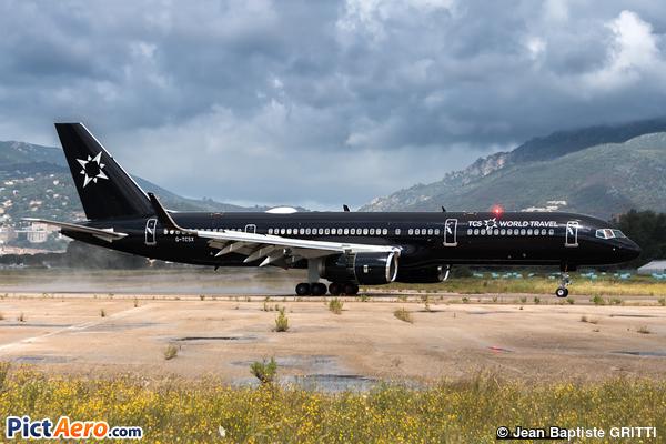 Boeing 757-2K2 (TAG Aviation (UK))