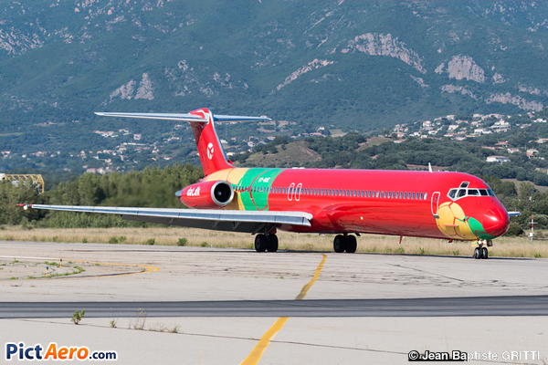 McDonnell Douglas MD-83 (DC-9-83) (Danish Air Transport (DAT))