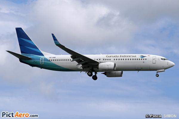 Boeing 737-86N/WL (Garuda Indonesia)