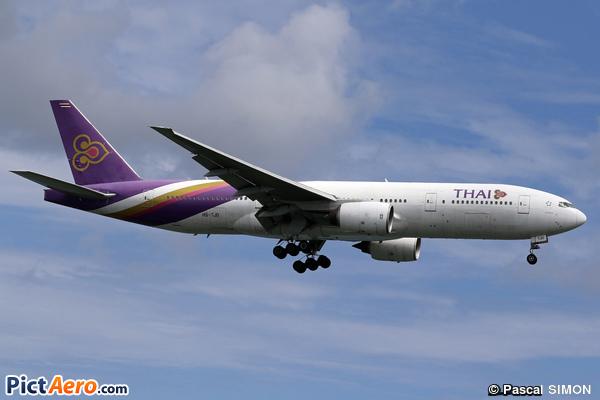 Boeing 777-2D7 (Thai Airways International)
