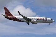Boeing 737-8GP/WL (9M-LCL)