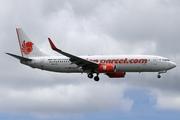 Boeing 737-8GP/WL (PK-LPL)