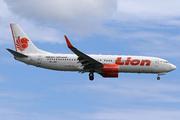 Boeing 737-8GP/WL (PK-LKR)