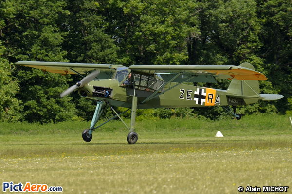 Fieseler Fi-156C3 Storch  (Amicale Jean Baptiste Salis)