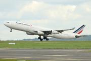 Airbus A340-313X (F-GLZN)