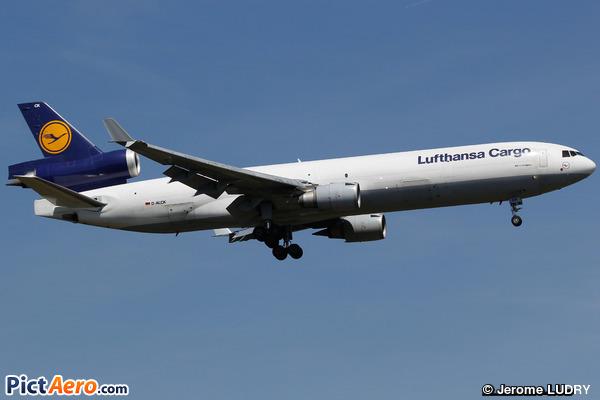 McDonnell Douglas MD-11/F (Lufthansa Cargo)