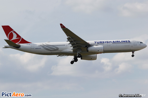 Airbus A330-343X (Turkish Airlines)