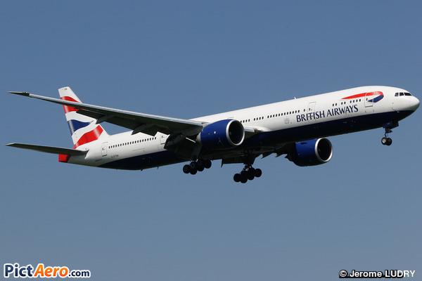 Boeing 777-336/ER (British Airways)